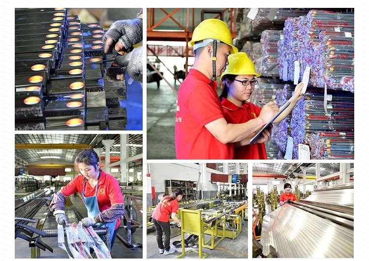 2万平不锈钢管生产车间